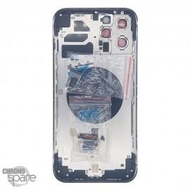 Châssis iphone 12 pro max gris - sans nappes