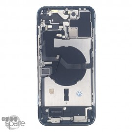 Châssis iphone 12 pro max gris - avec nappes