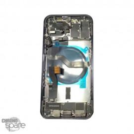 Châssis iphone 12 Blanc - avec nappes