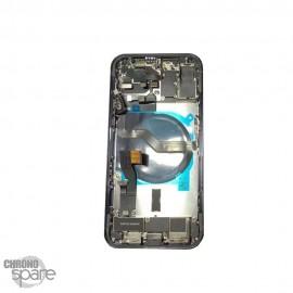 Châssis iphone 12 Noir - avec nappes