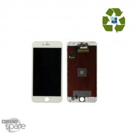 Ecran LCD + vitre tactile iphone 6S Plus Blanc (Reconditionné)