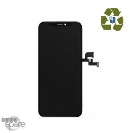 Ecran LCD + vitre tactile iphone X Noir (Reconditionné)