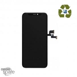 Ecran LCD + vitre tactile iphone XS Max Noir (Reconditionné)