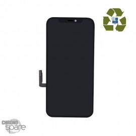 Ecran LCD + vitre tactile iphone 12 Mini Noir (Reconditionné)