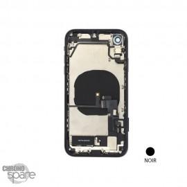 Chassis neutre iphone XR Noir - avec nappes