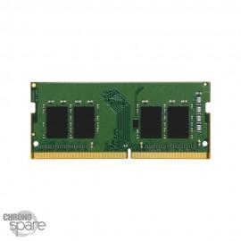 Barrette Mémoire Kingston 8Go DDR4 So-Dimm CL17 2666Mhz