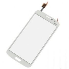 Vitre tactile Samsung Galaxy Grand 2 G7105 Blanche