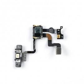 Nappe on/off iPhone 4S avec hauts parleurs