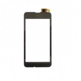Vitre tactile Nokia Lumia 530 noire 5562H FPC-4