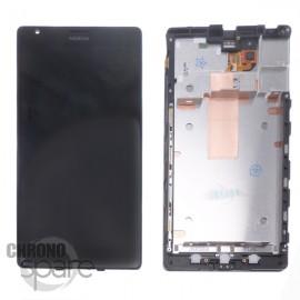 Vitre tactile et écran LCD Nokia Lumia 1520