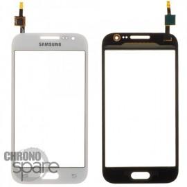 Vitre tactile blanche Samsung Galaxy Core Prime