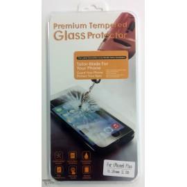 Vitre de protection en verre trempé iPhone 6 plus / iPhone 6S Plus avec Boîte