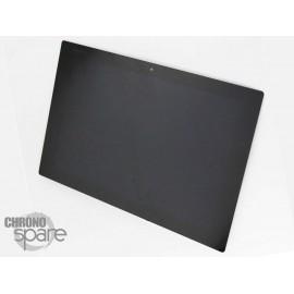 Ecran LCD + Vitre tactile Noire Sony Z2 SGP511