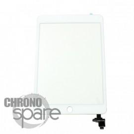Vitre tactile blanche iPad Mini 3 sans bouton Home fournisseur V