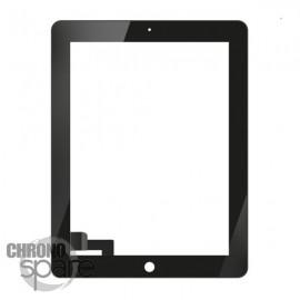 Vitre tactile noire iPad 2 Fournisseur T