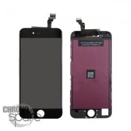 Ecran LCD + vitre tactile iPhone 6+ Noir fournisseur V