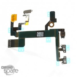 Nappe on/off, volume & vibreur iPhone 5s