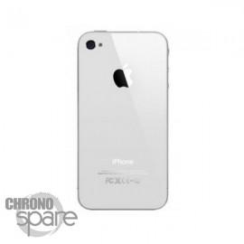 Vitre arrière blanche iphone 4