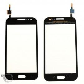 Vitre tactile noire Samsung Galaxy Core Prime G360F GH96-07740B (officiel)