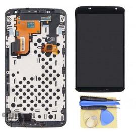 Ecran LCD + Vitre Tactile + Chassis pour Motorola Nexus 6