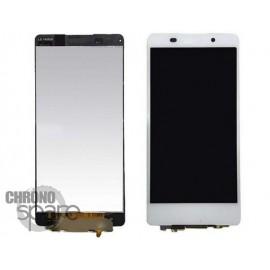 Ecran LCD + Vitre Tactile blanche Sony Xperia Z5 E6603/E6653
