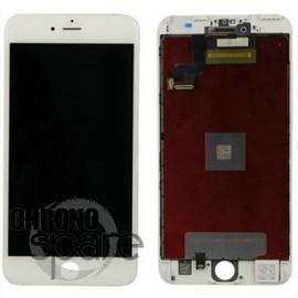 Ecran LCD + Vitre tactile blanche iPhone 6S Plus