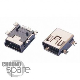 Connecteur Mini USB-B