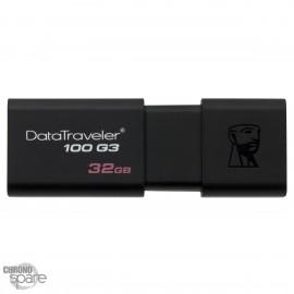 Cle USB Kingston 32Go USB 3.0 DataTraveler