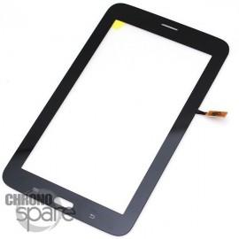 Vitre tactile Noire Samsung Tab 3 7' 3G T111