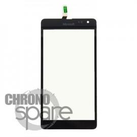 Vitre tactile Nokia Lumia 535 Noire (ref CT2S1973FPC) (Officiel)
