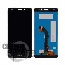 Ecran LCD et Vitre Tactile Noire Honor 5C