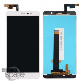 Ecran LCD et Vitre Tactile Blanche Xiaomi Redmi Note 3