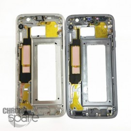 Chassis intermédiaire Argent Samsung Galaxy S7 Edge G935F
