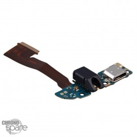 Nappe dock de charge + microphone HTC One M8S