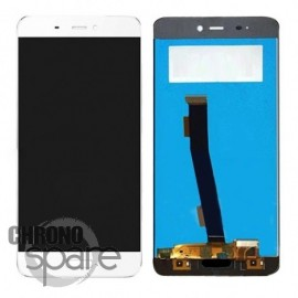 Ecran LCD & Vitre Tactile blanche Xiaomi Mi5