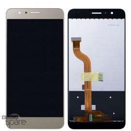 Ecran LCD & Vitre tactile Or Honor 8