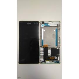 Ecran LCD et Vitre Tactile Vert menthe Sony Xperia C5 Ultra E5533 (officiel) A/8CS-58880-0003