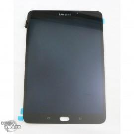 Ecran LCD + vitre tactile Noir Samsung Galaxy Tab S2 T710 GH97-17697A