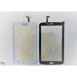 Vitre tactile Samsung Galaxy Tab 3 T211 /T215 Blanche 7''
