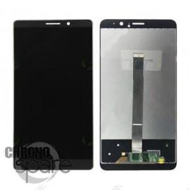 Ecran LCD + Vitre Tactile Noir Huawei Mate 9