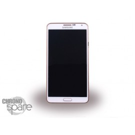 Vitre tactile + écran LCD Samsung Galaxy Note 3 N9005 Blanc or (officiel) GH97-15209E