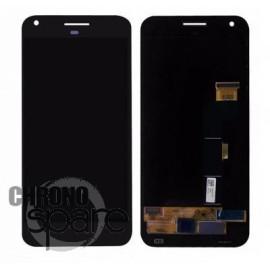 Ecran LCD + Vitre tactile Noir Google Pixel XL G-2PW2200 (officiel) 83H90205-00