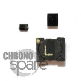 Diode rétroéclairage Iphone 5s