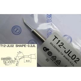 Panne T12-JL02 pour fer BK950D