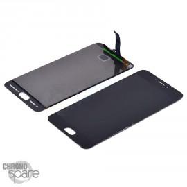 Ecran LCD + Vitre Tactile Noire Meizu MX6