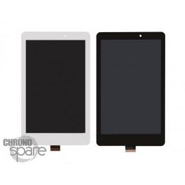 Ecran LCD + Vitre tactile noire Acer Iconia One B1-810 (résolution 1080*800)