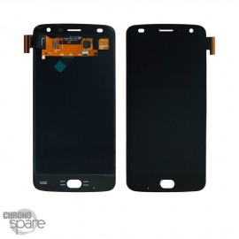 Ecran LCD + vitre tactile Motorola Moto Z2 Play XT1710 Noir