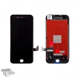 Ecran LCD + vitre tactile iPhone 8 Plus Noir (OEM LCD)