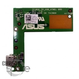 Carte complète circuit Micro USB Asus TF103C Rev 1.2