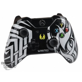 Coque avant manette Xbox One - Wanted